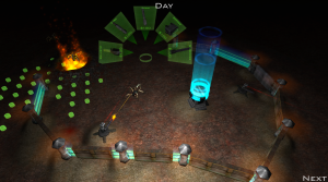 Early development screenshot